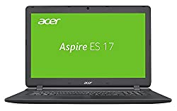 Acer Aspire Es 17 Es1-732-p5qn 43,9 Cm (17,3 Zoll Hd+) Laptop (Intel Pentium N4200, 4gb Ram, 1000gb Hdd, Intel Hd, Win 10) Schwarz