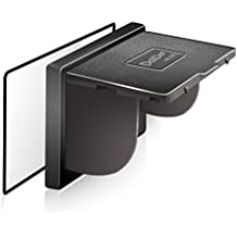 DolDer 5ème Génération Protection d'écran en Verre et Pare-Soleil Pare-Soleil pour Sony RX100I/II/III/IV/V,RX1/RX1R RX10/RX10R