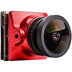 runcam Micro Eagle Global WDR Micro CMOS FPV cámara Rojo