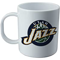 Utah Jazz - NBA Becher und Auffkleber