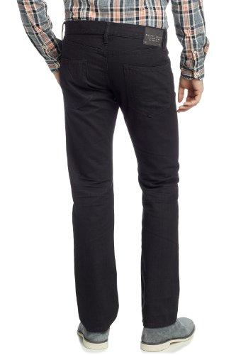 Esprit - jean - droit - black - homme Noir