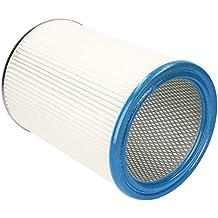 Wessper Filtro de cartucho para aspirador Nilfisk EC 850-E (Para uso seco)