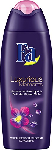 fa-schaumbad-luxurious-moments-schwarzer-amethyst-pinke-viola-6er-pack-6-x-500-ml