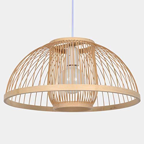 DEED Einfache Moderne Persönlichkeit Lampen, Zhubian Kronleuchter Zen Beleuchtung Restaurant Lampen Restaurant Bambus Kunst Lampe kreative Leuchten Bühne dekorative Lichter (Akzent-bühne-licht)