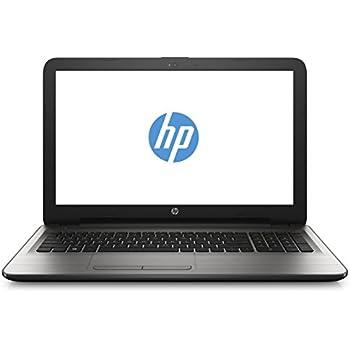 HP 17-y024ng (X5B55EA) 43,9 cm (17,3 Zoll / HD+) Notebook (AMD Quad-Core A6-7310 APU, 4 GB RAM, 1 TB HDD, Windows 10) grau