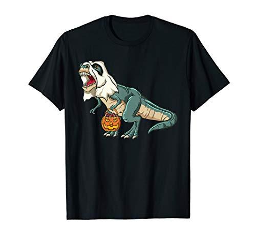 ustig Halloween Dinosaurier T-Shirt ()