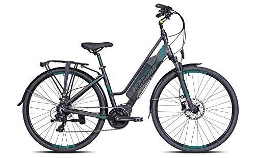 Legnano E-Bike Anise 28\'\' 8v Tg.44 BEWO 250Wh 2018 (City Bike Elettriche)