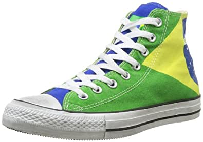 Converse Chuck Taylor Hi Canvas Graphic unisex - erwachsene, canvas, sneaker high, 38 IT