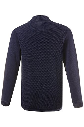 JP 1880 Herren Pullover Troyer Blau (Sky 76)