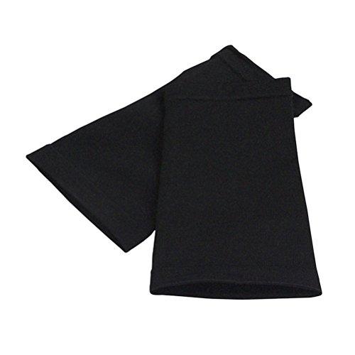 ROSENICE Arm Sleeves verbessern Shaper Sleeve schützende Oberarme Shaper Sleeve für Sport Fitness (schwarz)