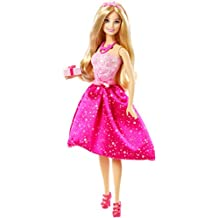 Mattel Barbie DHC37 - Modepuppen, Geburtstagsparty Barbie