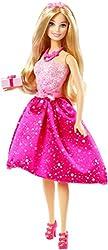 Barbie Happy Birthday Doll, Multi Color