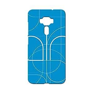 BLUEDIO Designer Printed Back case cover for Asus Zenfone 3 - G4024