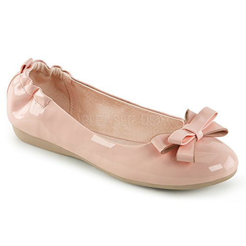 Pin up Couture OLIVE-03 B. Pink Pat UK 7 (EU 40) - Couture Olive