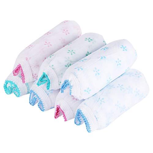 BOZEVON 7er Pack Einweg Unterhosen für Damen - Einweg Slips Unterwäsche für Schwangerschaft Mutterschaft Krankenhaus und Reisen, 3XL