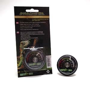 Reptile Vivarium Dial Hygrometer (Humidity)
