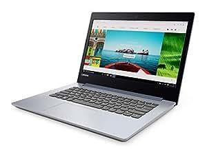 Lenovo Ideapad 320 AMD A6-9220 Processor 14-inch Laptop (4GB RAM/500GB HDD/Windows 10/Denim Blue/ 2.1kg), 80XU004VIN