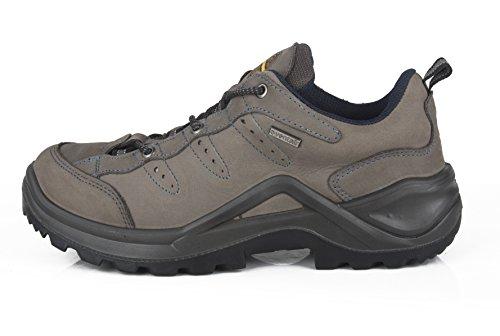 Ar Baixo Beaume Caminhada Livre Para Tênis Caminhadas Impermeável Crescimento Homens Cinza Ao Escuro 8Zx41nZ