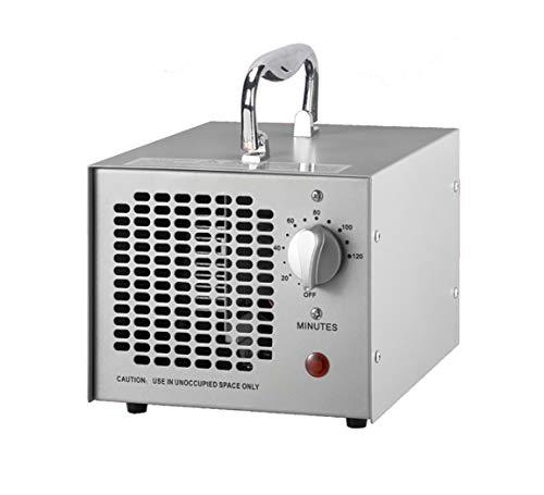 MOSMAT Ozonator O3 Purificador Aire 3500 MG/h Generador