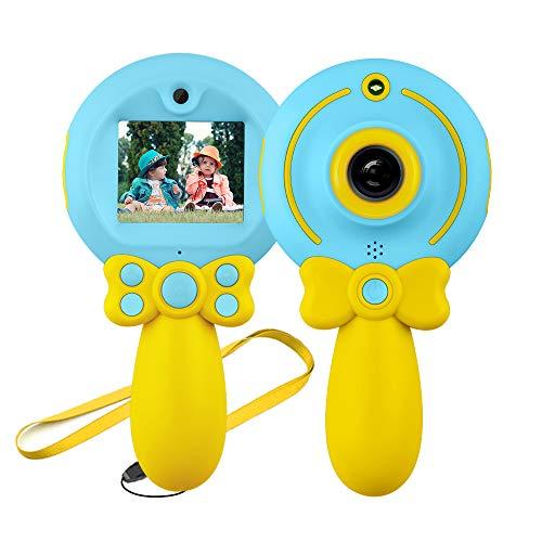 Wiwi 3-12 jähriges Junge Kinder Geschenk Spielzeug für Kinder,Mädchen von 5 6 7 8 9 Jungen und Mädchen 4-10 Jahre altes Mädchen Kind Geburtstagsgeschenk blau Kamera