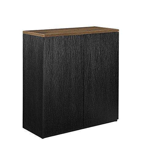 Aktenschrank Sideboard schwarz