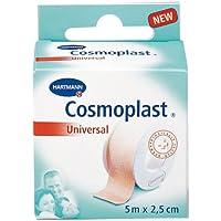 Cosmoplast 540101 - Universal Heftpflaster 6 Stück à 5mx2,5cm preisvergleich bei billige-tabletten.eu