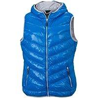 James & Nicholson Damen Jacke Weste Ladies' Vest