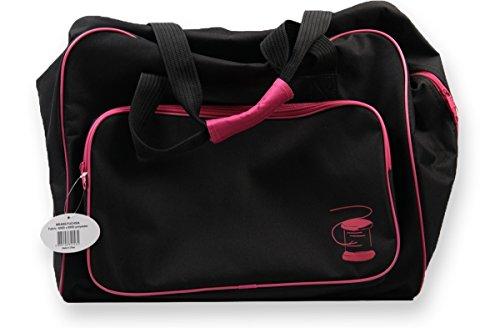 Groves MR4660/FUC | Black Sewing Machine Bag | 43 x 35 x 22cm