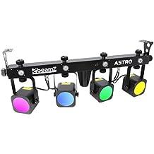 BeamZ 150.490 estroboscopio y luz disco - Accesorio de discoteca (Negro, LED, Corriente alterna, 100 - 240, 50/60)