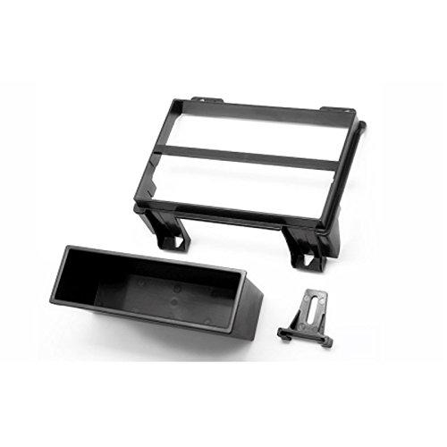 Ford Pocket Kit (carav 11-049 Autoradio Radioblende DVD Dash Installation Kit für Ford Radioblende Fiesta; Fusion Faszie mit 182 * 53 mm)