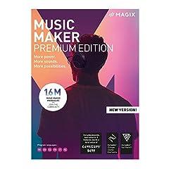 Magix 2019 Premium Edition Magix Music Maker Test