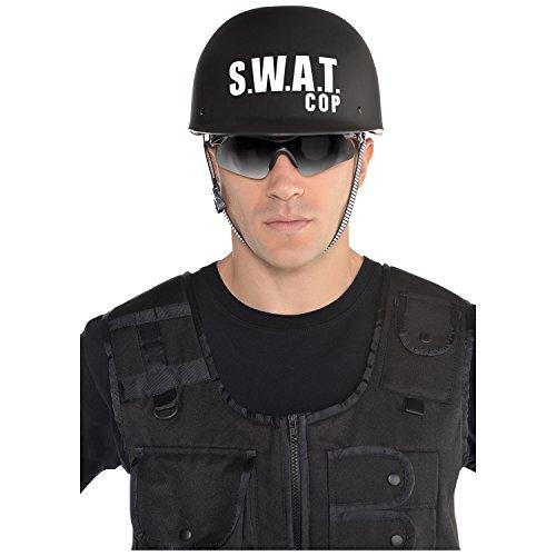 Cops & Robbers SWAT Helmets - Cops And Robbers Kostüm