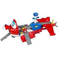 Super Wings Jett maletín transformable en Aeropuerto (Color Baby 43976)