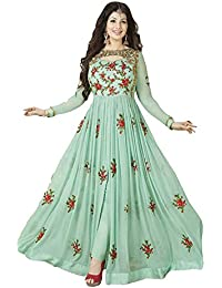 Dealbazaars New Arrival Party Wear Wedding Collection Embroidred Unstitched Heavy Salwar Suit Suits Gowns Dress...