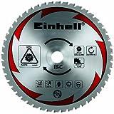 Einhell Hartmetall Sägeblatt passend für Universal Zug Kapp Gehrungssägen (250x30, Zähne 48, Multi)