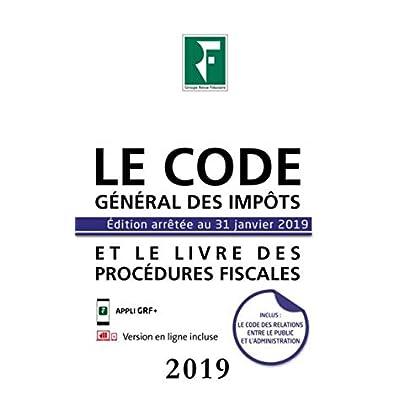 Le code général des impôts et le livre des procédures fiscales 2019