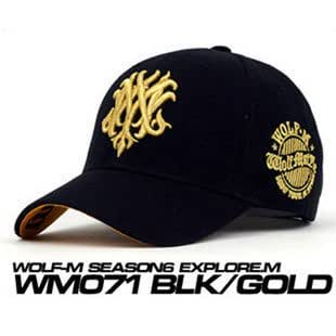 WOLF M SEASON7 EXPLORE M Baseball/Trucker/Hip Hop Cap