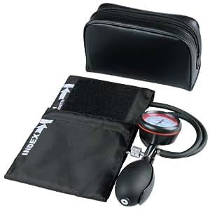 Jago–bdmg01-zbh-002–Kit d'accessoires pour tensiomètre–Bracelet avec poignée et tuyau, manomètre et trousse