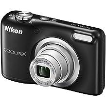 Nikon Coolpix A10 Kamera Kit schwarz