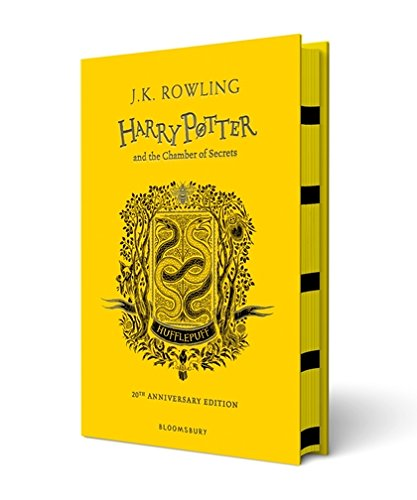 Harry Potter Harry Potter and the Chamber of Secrets. Hufflepuff Edition (Post Secrets Buch)