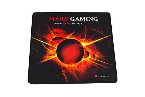 Mars Gaming MMP0 - Alfombrilla de ratón gaming (alta precisión con c