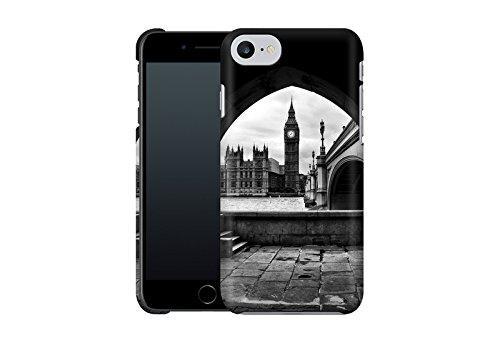 Handyhülle mit City-Design: iPhone 7 Hülle / aus recyceltem PET / robuste Schutzhülle / Stylisches & umweltfreundliches iPhone 7 Case - Apple iPhone 7 Schutzhülle: Seoul Ceilings von Omid Scheybani Houses Of Parliament von Ronya Galka