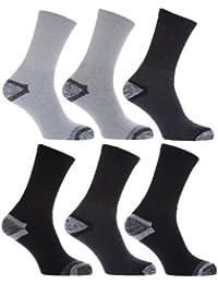 Chaussettes de travail (6 paires) - Homme
