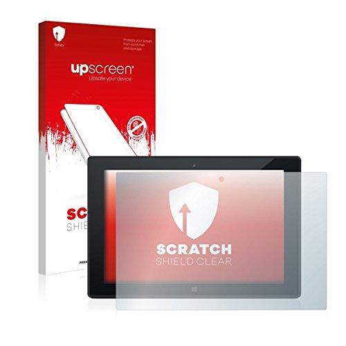 upscreen Scratch Shield Clear Bildschirmschutz Schutzfolie für Odys Wintab 9 plus 3G (hochtransparent, hoher Kratzschutz)