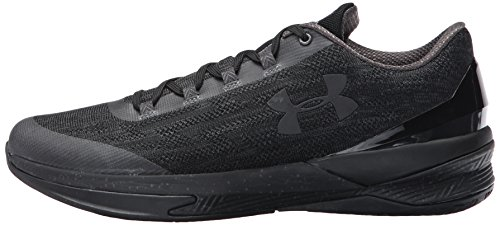 Under Armour Bb Low S Homme Basket Chaussures Noir