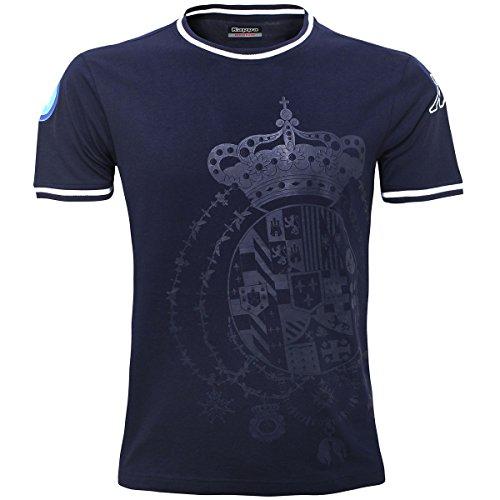 Kappa Herren Poloshirt Blau - Blue Marine