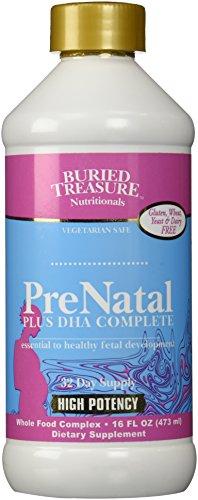 Buried Treasure - Prenatal Plus Dha Complete, 16 fl oz