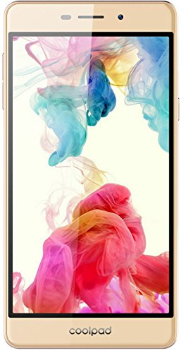 Coolpad Mega 2.5D (Royal Gold)