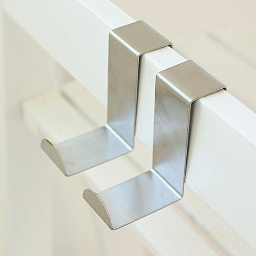 buydirect-resistente-in-acciaio-inox-reversibile-ganci-appendiabiti-da-porta-armadio-porta-salvaspaz
