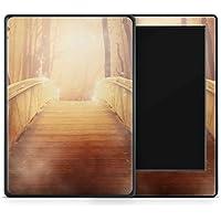 Skins4u Amazon Kindle Paperwhite 2018 Skin Aufkleber Design Schutzfolie Golden Bridge